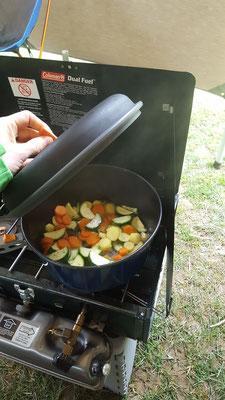 Essen kochen