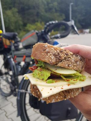 Vegi Sandwich Love