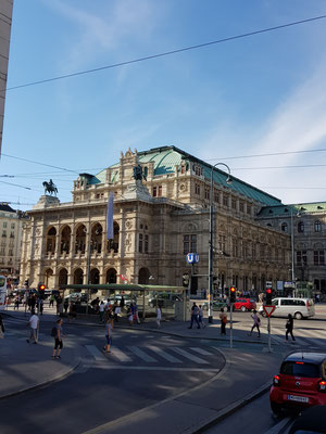 Wien: Staatsoper