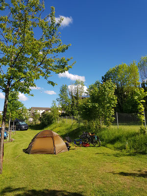 Camping Schaffhausen
