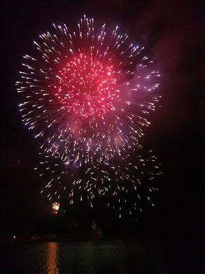 1. August in Silvaplana