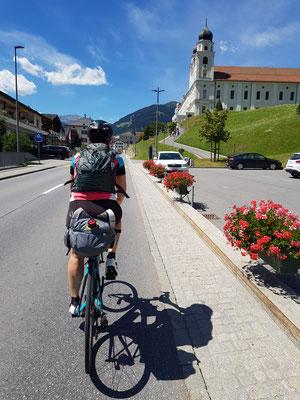Etappe 2: Chur - Andermatt