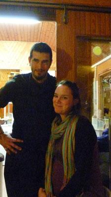 Mathilde et Andres ...vos Hôtes !!!