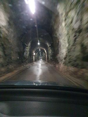 Tunnel zum Valle di Lei