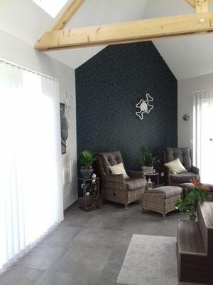 Maison contemporaine, Chinon, Centre Val de Loire, Indre et Loire 37, Isabelle Mourcely Décoratrice d'intérieur UFDI Tours-Chinon 37