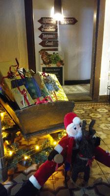 Treten Sie ein! Hotel Alte Försterei Kloster Zinna