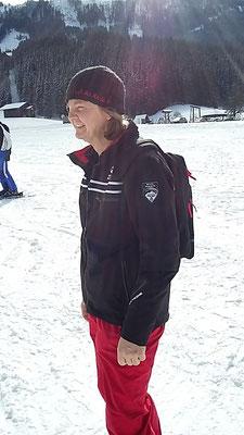 Der Skikursleiter Harry