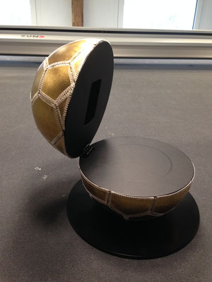 Fussball Schatulle