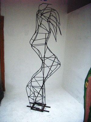 Metallarmierung Hesperide 210 cm