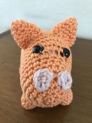 Schwein, 20 CHF