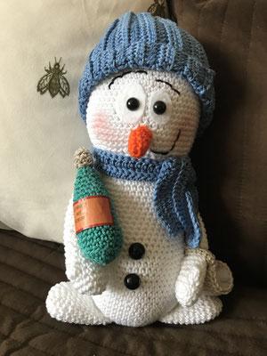 Drunken snowman, 70 CHF