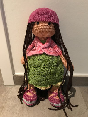 Puppe, 40 cm, 90 CHF