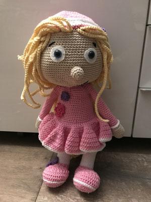 Puppe, 70 CHF