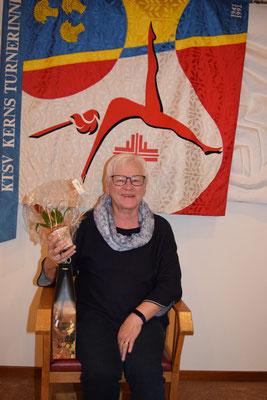 50 Jahre Vereinstreue, Margrit von Rotz