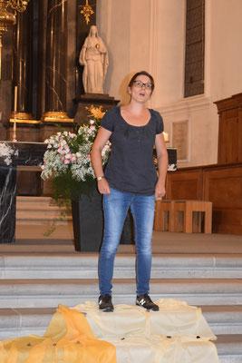 Jodlerin Manuela Rossacher