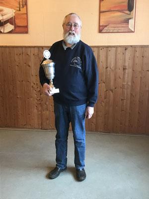 Unser Clubmeister 2019 Svend Schroeder