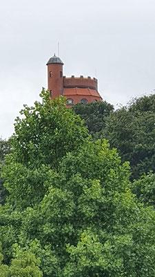 die alte Möllner Wasserburg