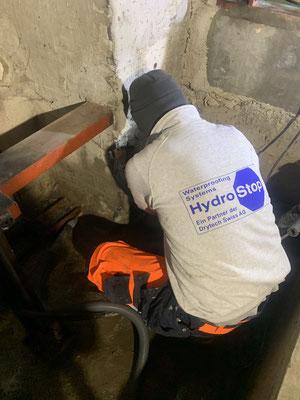 Facharbeiter Hydrostop