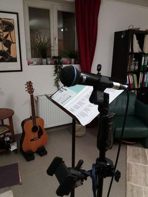 "Mein Mikrofon ""Shure Beta 58A"""