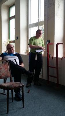 Hagen und Michael