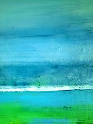 detail blaues Bild