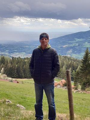 Kleine Wanderung an 1. Mai am Rabenwald