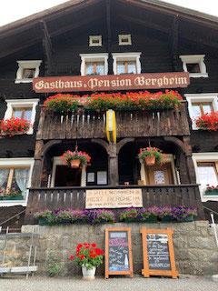 Gasthaus Pension Bergheim