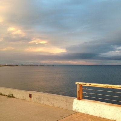 Punta Arenas: Abendspaziergang