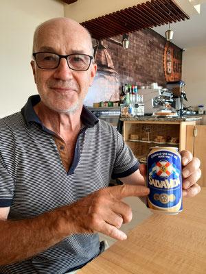 ....und geniessen zum Schluss ein Salvavida - Lebensretter Bier :o))