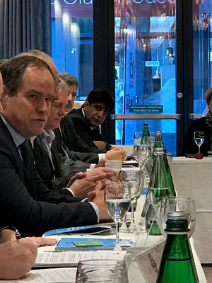 Prof. Dr. Eckart Würzner, Mayor/Oberbürgermeister of the City of Heidelberg/Germany