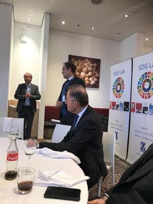 Key Note Roland Schatz, Founder UNGSII Foundation and Principal Advisor to the Austrian Council