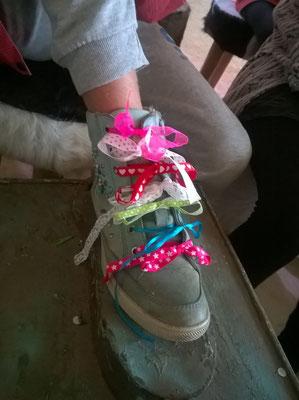Lappie Lapstok, straattheater, kinderanimatie