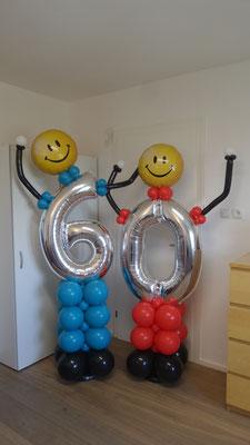 #8 - Zahlen als Smiley