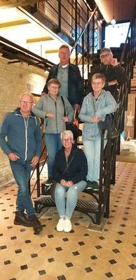 V.I.P. arrangement DeBlokhuisPoort Leeuwarden