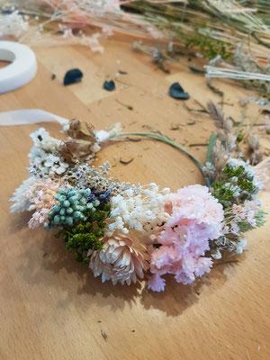 DIY Blumenworkshop