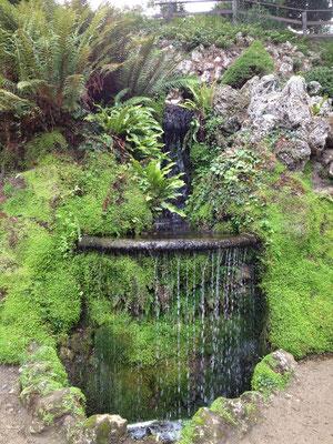 Ein wunderbarer Plätscherbrunnen