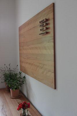 Geburtstagsgeschenk aus Holz