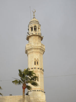 Mosque of Omar Bethlehem