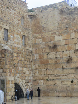 The 'Wailing Wall'