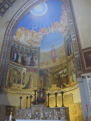 St John the Baptist, Ein Kerem