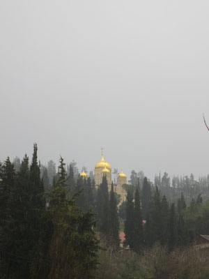 Russian orthodox monastery of St Mary Magdalene