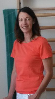 Ihre Physiotherapeutin in Stegen Manuela Dorn