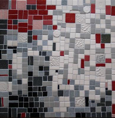 Pii 2    Material: glasierte Keramik