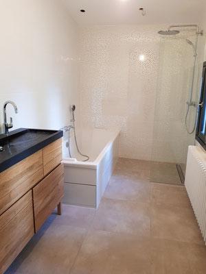 Entreprise de Aménagement    Rénovation de salle de bain à  Meylan.  Salle de bain clés en main à   Meylan  et  agglomération grenobloise                               TEL.06-42-67-25-52 ROMI PLOMBERIE      PROJET DE SALLE DE BAIN   PARTENAIRE SALLE DE BA