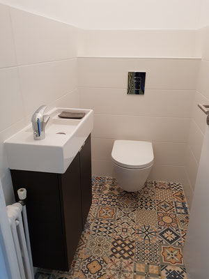 Artisan pour travaux rénovation salle de bains à Grenoble