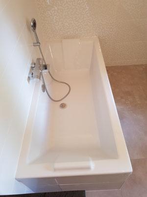 Travaux de rénovation de salle de bain, solution clé en main à Grenoble