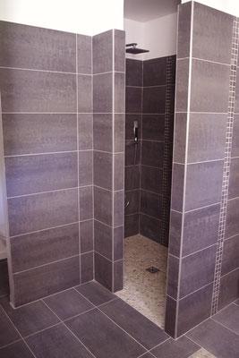 chambre madras : la douche à l'italienne