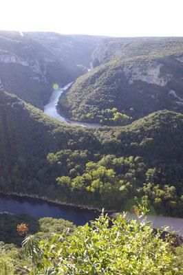 Ardèche-Schluchten