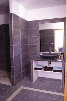 Madras Zimmer, Badezimmer