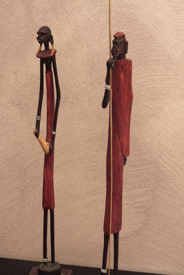 Pungwe Zimmer, Afrika Erinnerung